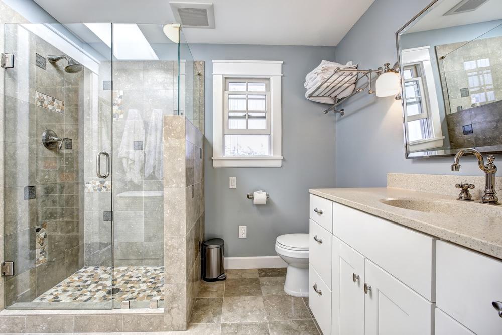 Frameless Shower Door Benefits