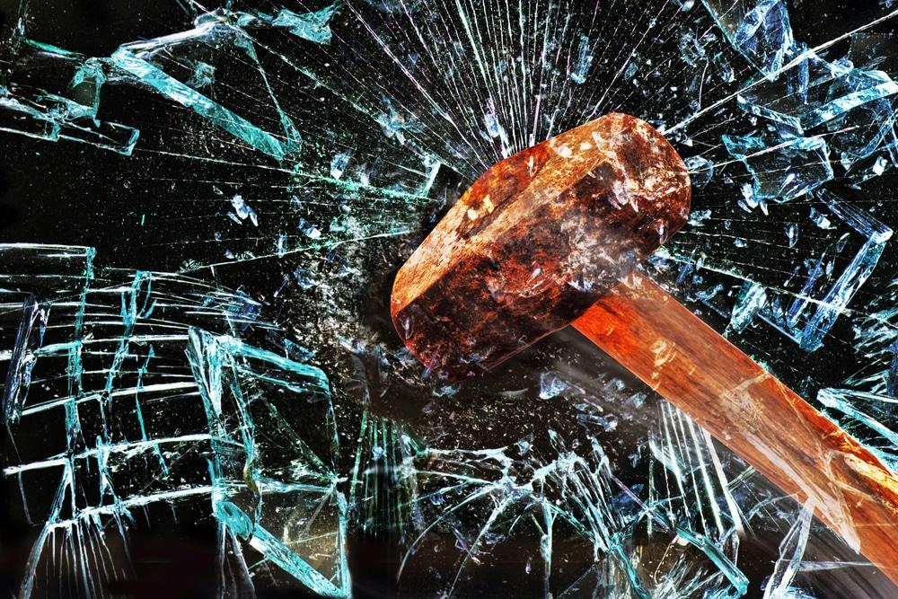 24 Hour Emergency Glass and Halloween Mischief