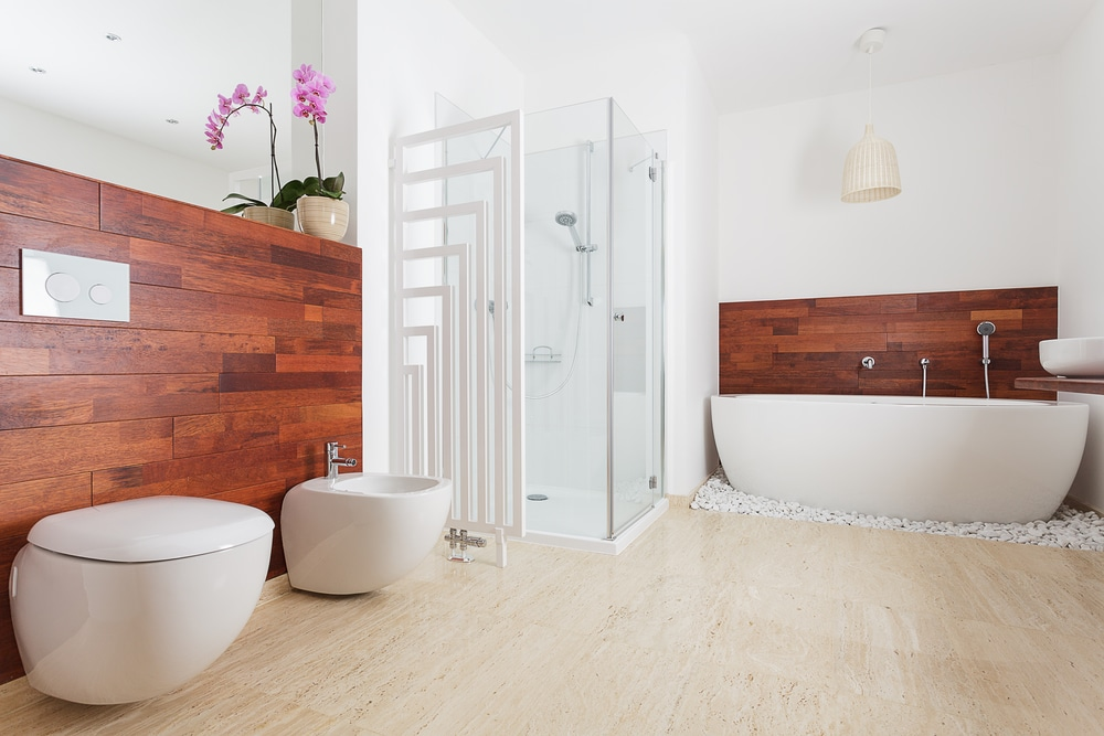 Protect Shower Doors When You Have A Full House