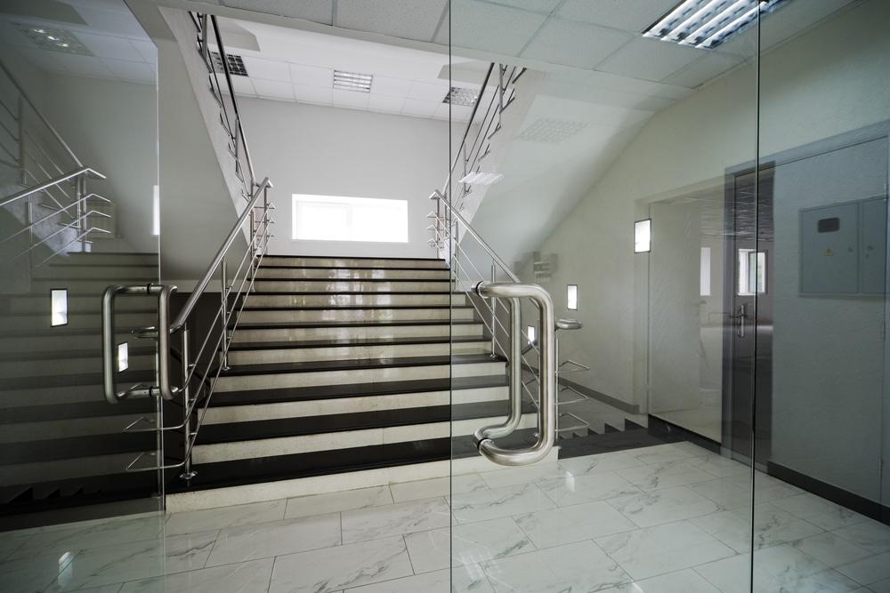 Custom Sliding Glass Doors For The Office