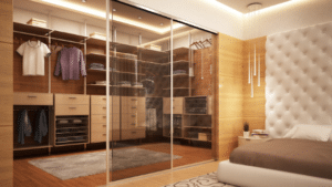 5 Creative Places To Use Glass Doors
