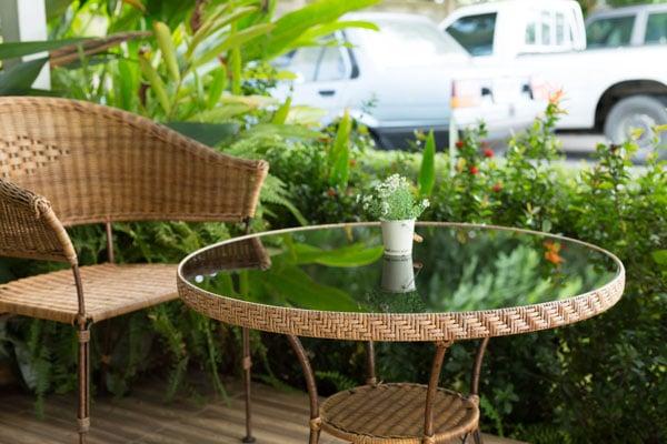 Custom Glass Table Tops Service