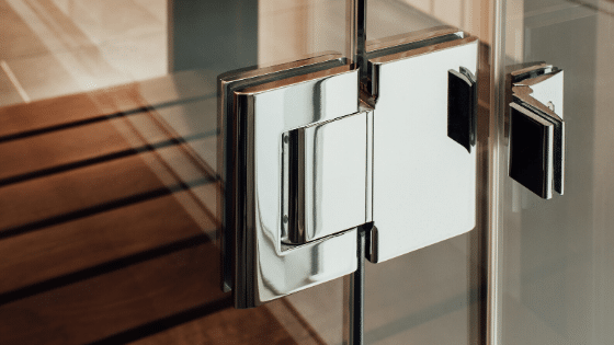 Do You Need To Oil Your Shower Door Hinges?