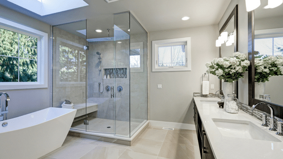 How To Clean Your Glass Shower Door, and Keep It Clean