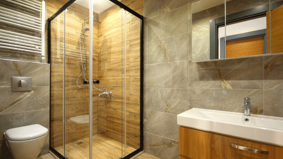 Uploaded ToHow To Clean and Prevent Rust on Your Shower Door