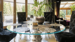 How To Protect a Glass Table