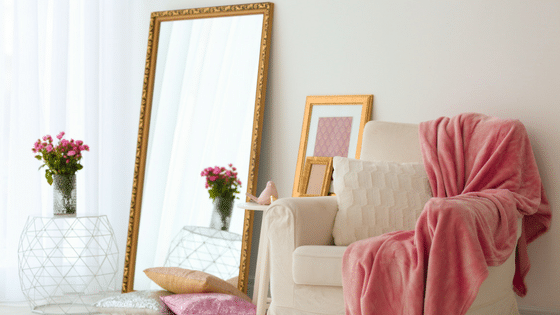 How To Use Mirrors To Brighten A Room
