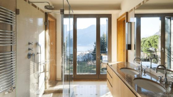 Is a Shower Door Necessary?
