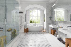 Murray Glass Framed European Shower Doors