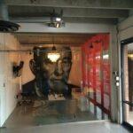 Frameless Glass Shower Door and Wall