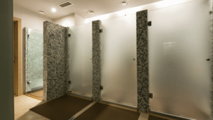 Why Frosted Glass is a Good Option for Your Shower Door