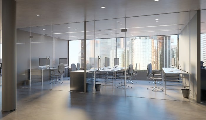 Why See-Through Offices are All the Rage in 2020