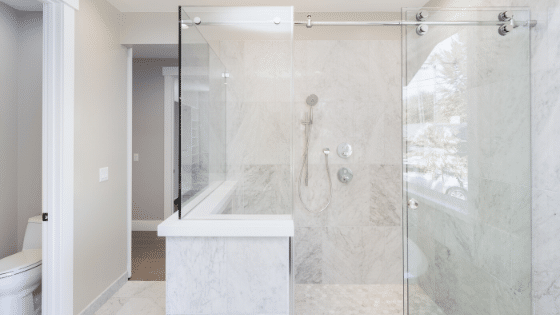 Why Try a Shower with All Glass Walls?