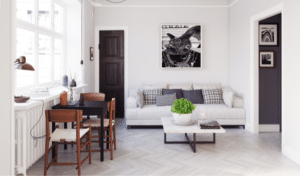 3 Tips to Fooling the Eye and Making Your Rooms Look Bigger