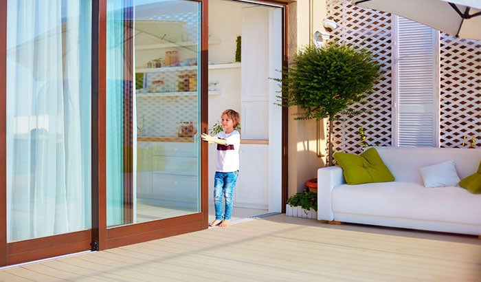 The 5 Benefits of Sliding Doors in Your Home