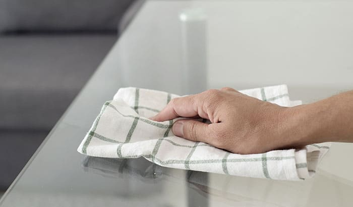 Best Ways To Clean Your Glass Table