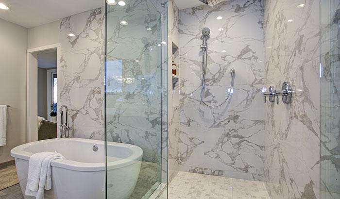 What is Better Framed or Frameless Shower Doors?
