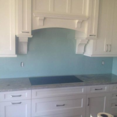 Painted-Glass-Backsplash